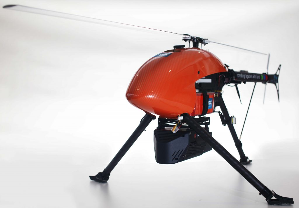 UAV Aerial Surveying & Mapping, Christchurch, Fox & Associates