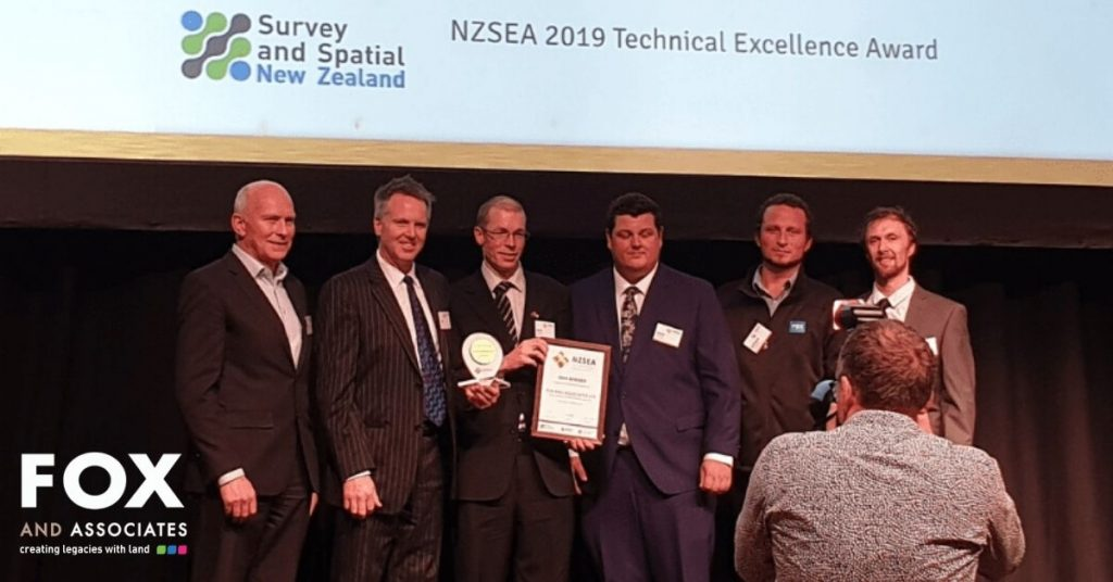 NZSEA Technical Excellence Award