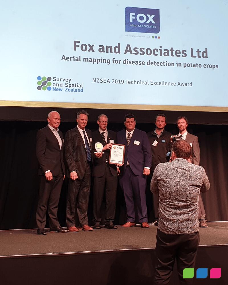 Fox Team Winners NZSEA