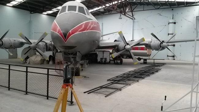 Survey hangar